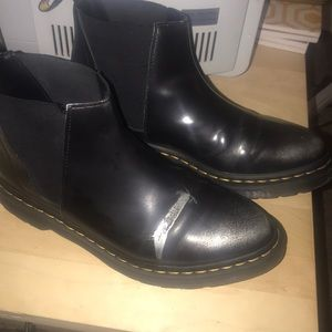 Gently worn doc martens!